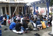 PELATIHAN BATIK SMA N 1 DEPOK / Pelatihan Batik bersama Griya Batik Mas