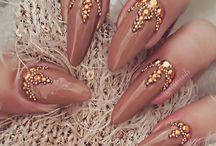 Nails bling