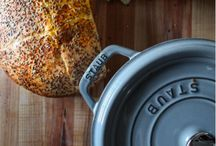 Make it in Staub / From pizza to bread, Staub Cast Iron makes it better! / by Staub USA