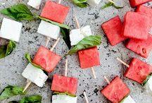Bien manger cet été! / Simplicité, rapidité et fraîcheur!