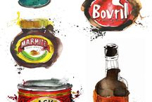 Food Art / All things foodie and arty - what more you could want?