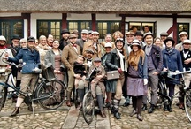 Tweed Ride Inspiration / by Maja Augusta