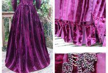 vestimentație victoriana