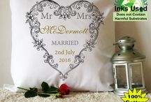 wedding pillow gift