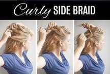 curly brades