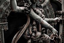 Goddess Kali...