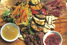 Survival hints and Australian bush foods