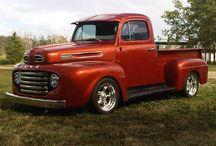 Ford Trucks BLM