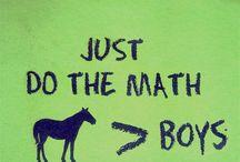 horse slogan tees