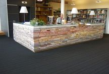 Library Ideas / by Pam Harland