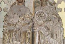 Early Medieval Sculpture/:Emperors