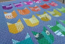 Oh, Fransson! Catvent Quilt-Along