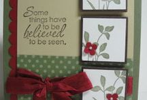 just believe stampin up