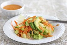dressings for salads