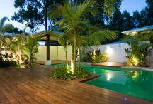 Amazing backyards and pools