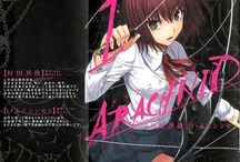 Arachnid Manga / Categories: Action, Drama, Shounen, Smut, School Life, Sci-Fi, Psychological, Tragedy, Shoujo Ai