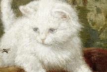 Pets in Art / Depictions of pet in art.