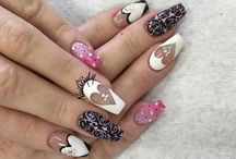 Nails ♡ Hairstyle ♡Makeup
