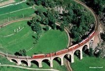 treni .. #chepassione / treni spettacolari per il mondo