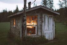 Outbuildings & sheds.