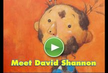Author Study - David Shannon