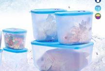 Freezer Collection / Produk inovatif dengan katup pengatur sirkulasi udara untuk penyimpanan dalam lemari pendingin.