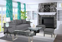 Design home / Let's discover, what are the contemporary style hits!