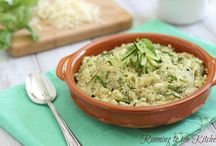 Quinoa / by Courtney McElhaney Peebles