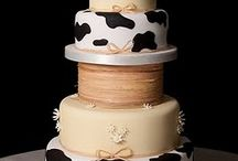 Wedding cakes- unusual