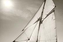 Sailing Boat / La Serenità