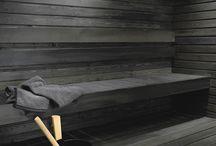 Sauna ja kylppäri