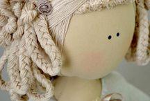 Куклы прически