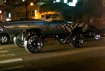 Ghetto Cars and rides