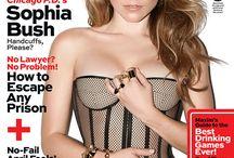Sophia Bush!