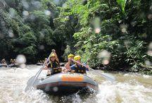 Mason Adventures River Rafting Bali