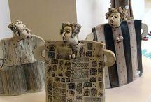 School pottery