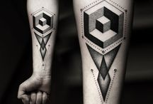 Sacred Geometry Tatoos