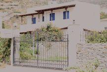Villa Esperides / Villa Esperides is located in Batsi of Andros Island.