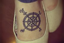 tattoos / your body is a canvas for your life / by Katherine
