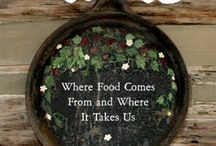 Cookbooks & Books About Food / Some of the books you'll find on the Big Apple Curry bookshelf!