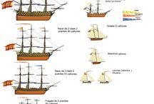 Vitorlások, és hajós felszerelések, csomófajták
