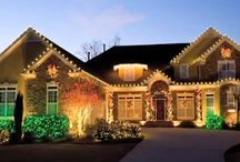 Christmas Decor for your Home / Bring a Little Extra Magic to Your Holidays and Give Your Family a Gift They'll Always Remember with Professionally Installed Christmas Lighting and Decor. / by Swingle