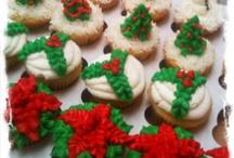 Cupcakes: Weihnachten