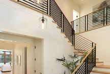 Pendant lights for Stairs