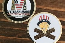 Collectibles/Military Coins and Patches