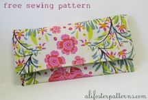 Bags to sew / Bags big and small, purses, totes, wallets, handbags, coin purses, messenger bags, diaper bags - all sort of bags!  My favorite free and paid for sewing patterns for both modern and traditional bags that you can sew.  Bag-making is a fun way to sew, often with smaller pieces of fabric, and you get to create something totally useful, or ideal for gifts.  Sew more bags!