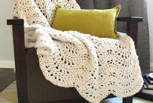 Crochet afgan and more / Crochet