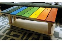 Table xylophone