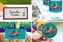 Ramadan / Recipes, games, crafts, activities, books, and more related to Ramadan