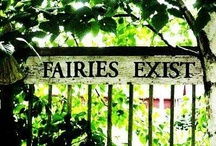 """Fairies Exist / In our New Earth, our emerging and forming new world reality, where the magical is returning to its rightful place in our lives, FAIRIES EXIST, as """"real"""" as you or me. Welcome & in-joy our celebration and co-creation! Come play and share the power we generate when touch the newest energies flowing in and we believe in each other. Saleena Kí"""